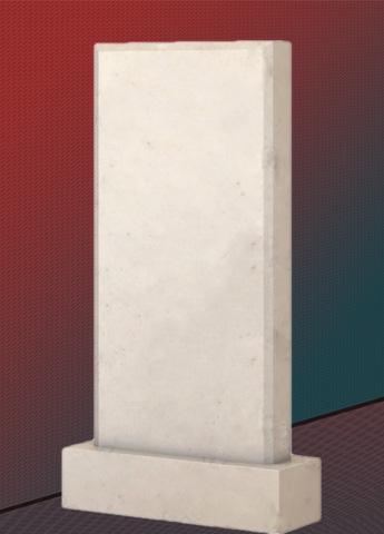 Памятник M3500 из мрамора