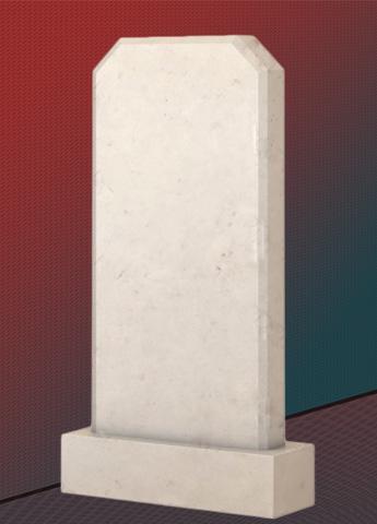 Памятник M3510 из мрамора