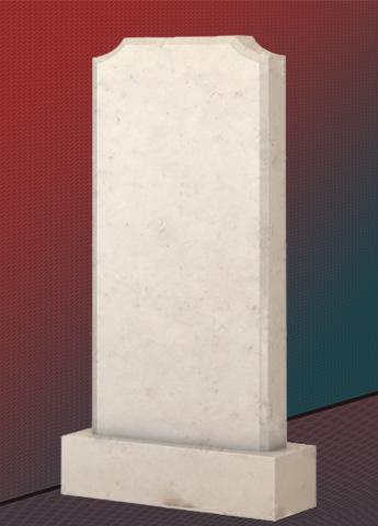 Памятник M3514 из мрамора