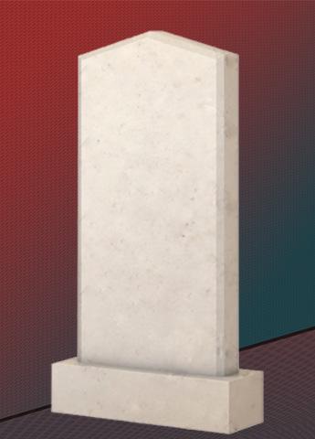 Памятник M3520 из мрамора