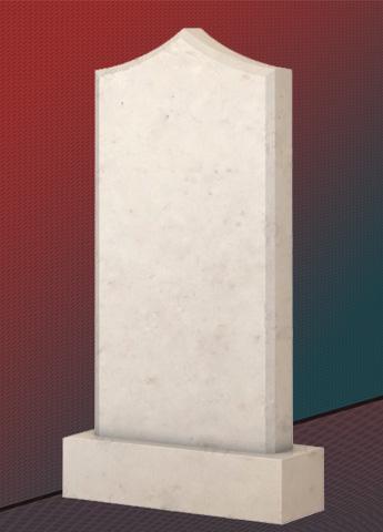 Памятник M3522 из мрамора