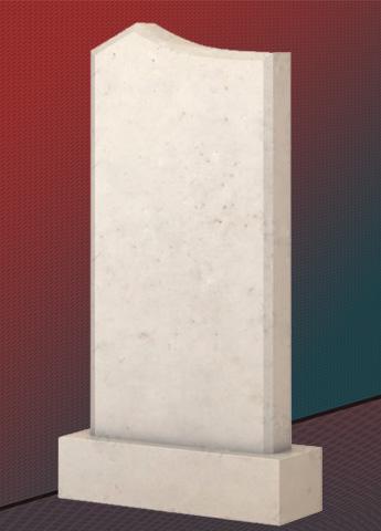 Памятник M3534 из мрамора