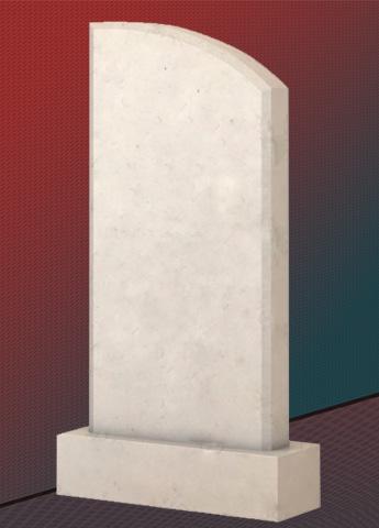 Памятник M3550 из мрамора