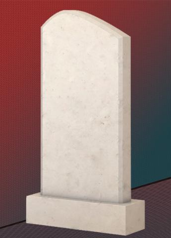 Памятник M3554 из мрамора
