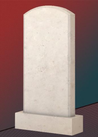 Памятник M3556 из мрамора