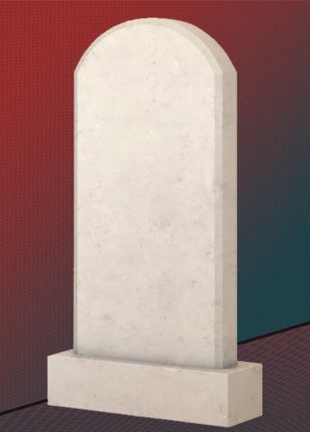 Памятник M3560 из мрамора