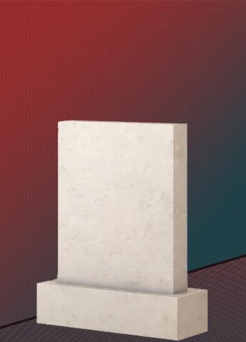 Памятник M3800 из мрамора