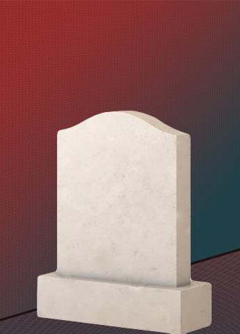 Памятник M3810 из мрамора