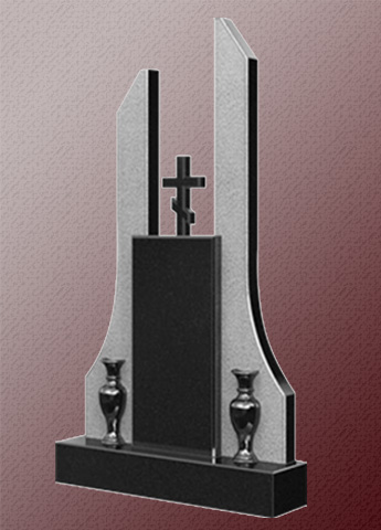 Памятник АЭ14 из гранита эксклюзивный