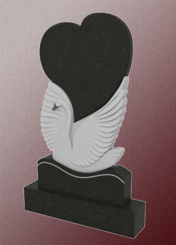 Памятник Э7 из гранита эксклюзивный