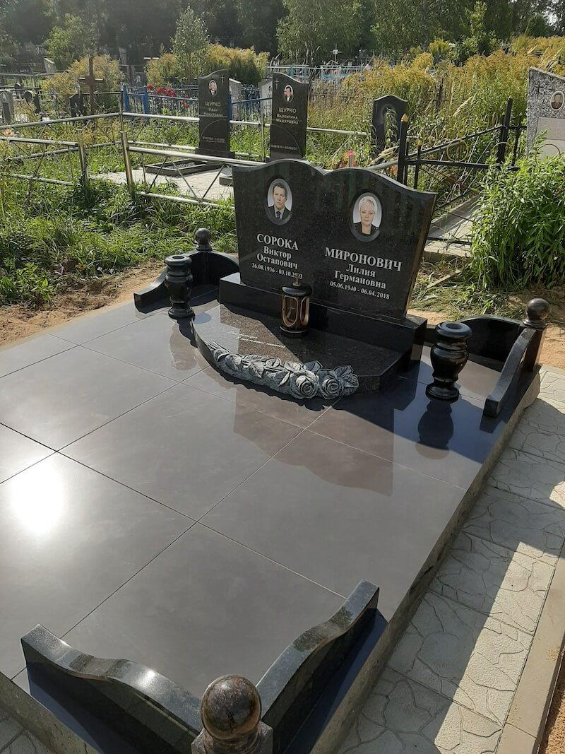 заказать памятник в Минске
